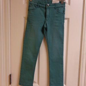 H & M Teal Jeans